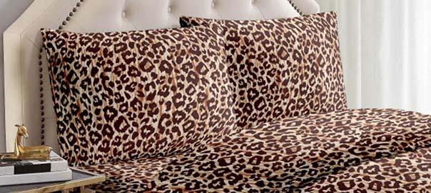 Lenjerie de pat din flanel Leo