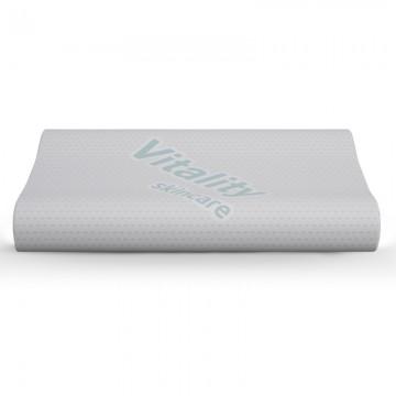 Perne anatomice VitalCare ideale pentru dormitul pe o parte